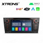 7 inch Android 10.0 Infotainment System Car GPS Navigation Multimedia DVD Player Custom Fit for BMW