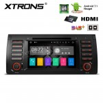 """7""""Android 7.1 Quad Core 16GB ROM + 2G RAM HD Digital Touch screen HDMI Car DVD Player Costom Fit for BMW"""