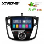 "9""Android 9.0 car stereo infotainment system for Ford Support car auto play with Full RCA Output"