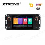 """6.2"""" Android 8.0 Octa-Core 32GB ROM + 4G RAM Multimedia DVD Player Custom fit for JEEP / DODGE / Chrysler"""