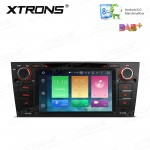 "7"" HD Digital Octa-Core 64bit 32GB + 2G RAM Android 6.0 Multi Touch Screen Car DVD Player Custom Fit for  BMW 3 Series"