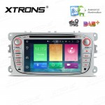 """7"""" HD Digital Octa-Core 64bit 32GB + 2G RAM Android 6.0 Multi Touch Screen Car DVD Player Custom Fit for  Ford"""