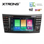 """7"""" HD Digital Octa-Core 64bit 32GB + 2G RAM Android 6.0 Multi Touch Screen Car DVD Player Custom Fit for Mercedes-Benz"""