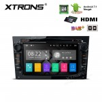 """7"""" Android 7.1 Quad Core 16GB ROM + DDR3 2G RAM HD Digital Touch Screen HDMI Car DVD Player Costom fit for OPEL/ Vauxhall"""
