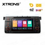 "7"" Android 8.0 Octa-Core 32GB ROM + 4G RAM Multimedia DVD Player Custom fit for BMW E46 / ROVER 75 / MG ZT"