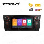 "7"" Android 8.0 Octa-Core 32GB ROM + 4G RAM Multimedia DVD Player Custom fit for BMW 3 series"