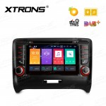 "7"" Android 8.0 Octa-Core 32GB ROM + 4G RAM Multimedia DVD Player Custom fit for Audi TT MK2"