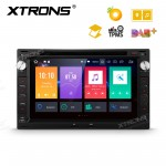 """7"""" Android 8.0 Octa-Core 32GB ROM + 4G RAM Multimedia DVD Player support car auto play Custom fit for Volkswagen / SEAT / SKODA"""
