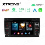 7 inch Android 10.0 Octa-Core 64G ROM + 4G RAM Car Multimedia GPS DVD Player Custom fit for Porsche