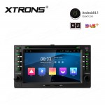 "6.2"" Android 8.1 with Full RCA Output In-Dash GPS Navigation Multimedia System Custom Fit for Kia"