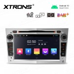 7 inch Android 10.0 Car DVD GPS Navigation Multimedia Player with Full RCA Output Custom Fit for Opel/Vauxhall/Holden