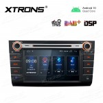 8 inch Navigation Multimedia Player with Built-in DSP Fit for SUZUKI