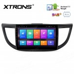 "10.1"" Android 7.1 Multimedia System car stereo with Full RCA Output Custom Fit for Honda"