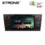 "7"" Android 7.1 Nougat Quad core 16GB ROM + 1GB DDR3 RAM HD Digital Multi Touch Screen Car DVD Player Custom Fit for BMW"