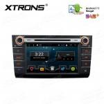 """8"""" Android 7.1 Nougat Quad core 16GB ROM HD Digital Multi Touch Screen Car DVD Player With Full RCA Output Custom Fit for SUZUKI"""