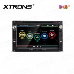 "7""HD Digital Touch screen Built-in DAB + Tuner custom Fit for Volkswagen/SKODA/SEAT"
