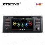 "7""HD Digital Touch screen Built-in DAB + Tuner custom Fit for BMW 5 Series / 7 Series"