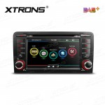 "7""HD Digital Touch screen Built-in DAB + Tuner custom Fit for Audi A3 / S3 / RS3"