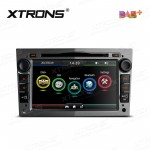 7 Inch HD Digital Touch screen Dual CANbus GPS Navigator Car DVD Player with Screen Mirroring Function Built-in DAB + Tuner Custom Fit for OPEL / Vauxhall