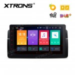 """Android 8.0 Octa-Core 32GB ROM + 4G RAM Multimedia Player with 9"""" Display Custom Fit for BMW / Rover / MG"""