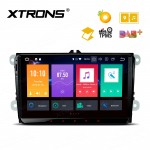 """9"""" Android 8.0 Octa-Core 32GB ROM + 4G RAM Multimedia Player support car auto play Custom fit for Volkswagen / SEAT / SKODA"""