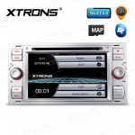 """7""""HD Digital Touch Screen DVD Player With  GPS Navigator & Screen Mirroring Function For Ford Focus"""