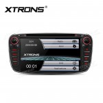 """7""""HD Digital Touch Screen DVD Player With CANbus GPS Navigator & Screen Mirroring Function For Ford Focus"""