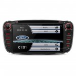 "7"" HD Digital Touch Screen DVD Player With CANbus GPS Navigator & Screen Mirroring Function For Ford Focus"