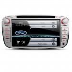 """7"""" HD Digital Touch Screen DVD Player With CANbus GPS Navigator & Screen Mirroring Function For Ford Focus"""