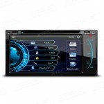 "6.95"" HD Digital Capacitive Touch Screen Bluetooth GPS Navigator  Custom Fit  for Toyota"