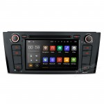 """7 """"Android 5.1 Lollipop 64-bit Operating System Quad Core Car DVD Player  With Screen Mirroring Function & OBD2 & TPMS Function For BMW E81/E82/E88"""