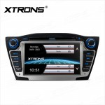 7 inch HD Capacitive Touch Screen WinCE 6.0 GPS Multimedia DVD Player with 7 Color Button Lights Custom Fit for Hyundai