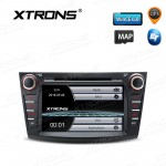 "8""HD Digital Touch Screen GPS Dual CANbus Car DVD Player with  Screen Mirroring Function Custom Fit  for  Mazda 3"