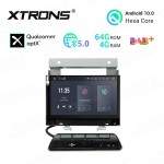 "7""Android 10.0 Hexa Core 64GB ROM + 4G RAM car DVD Receiver Navigation System with HDMI Output Custom Fit for Land Rover"