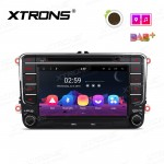 "7"" Android 8.1 Octa-Core Car Stereo Smart Multimedia Player Custom fit for Volkswagen"
