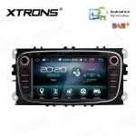 "7 "" Android 6.0 Marshmallow Quad core 16G ROM GPS Navigation Car DVD Player Custom Fit For Ford"