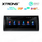 "10.25"" Multimedia Car Stereo Navigation System with Built-in CarAutoPlay and DSP Fit For BMW"