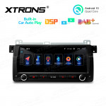 "8.8"" Android 10 Multimedia Car Stereo Navigation System with Built-in CarAutoPlay and DSP Fit For BMW"