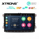 9 inch Android 10.0 Multimedia Car Stereo Navigation System for VW,Skoda and SEAT