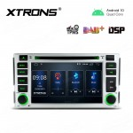 6.2 inch Navigation Multimedia Player with Built-in DSP Fit for HYUNDAI
