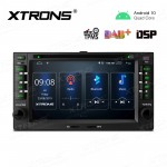 6.2 inch Navigation Multimedia Player with Built-in DSP Fit for Kia