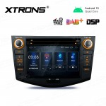 7 inch Navigation Multimedia Player with Built-in DSP Fit for Toyota RAV4