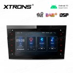 7 inch Navigation Multimedia Player with Built-in DSP Fit for Opel/Vauxhall/Holden