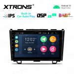 9 inch IPS Screen 2GB RAM 32GB ROM Car GPS Navigation Multimedia Player With Built-in CarAutoPlay and DSP Fit For HONDA