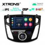 9 inch IPS Screen 2GB RAM 32GB ROM Car GPS Navigation Multimedia Player With Built-in Wired CarAutoPlay and DSP With Screen Mirroring Fit For Ford