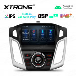 9 inch IPS Screen 2GB RAM 32GB ROM Car GPS Navigation Multimedia Player With Built-in CarAutoPlay and DSP Fit For Ford