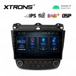 10.1 inch IPS Screen Navigation Multimedia Player with Built-in DSP Fit for HONDA (Fit Left Hand Drive Vehicles ONLY)