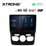 10.1 inch IPS Screen Navigation Multimedia Player with Built-in DSP Fit for Citroen
