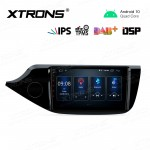 9 inch IPS Screen Navigation Multimedia Player with Built-in DSP Custom Fit for KIA (Fit Left Hand Drive Vehicles ONLY)