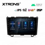 9 inch IPS Screen Navigation Multimedia Player with Built-in DSP Fit for HONDA